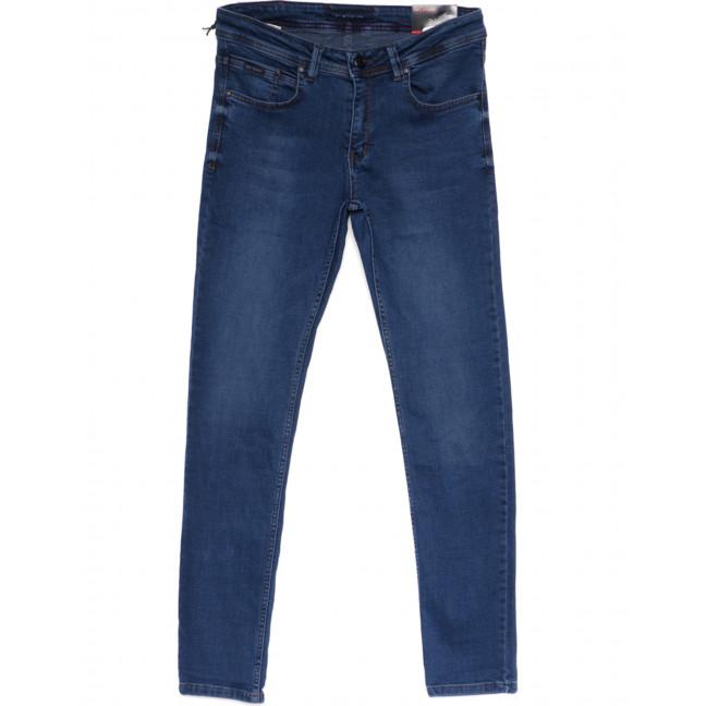 0344 Red Moon джинсы мужские весенние стрейчевые (31-38, 6 ед) Red Moon: артикул 1076233