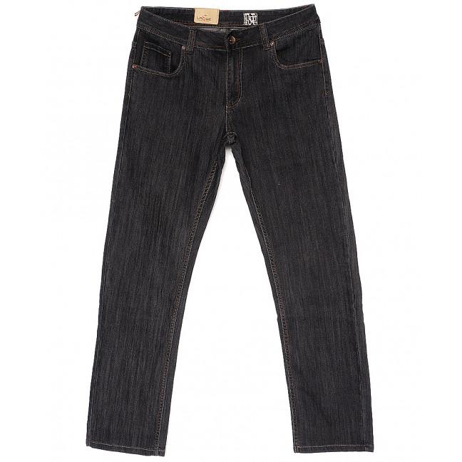 1237 Laque (33-42, полубатал, 6 ед.) джинсы мужские осенние стрейчевые Laque: артикул 1082490