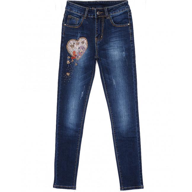 3123 Fashion (25-30, 6 ед.) джинсы женские осенние стрейчевые Fashion: артикул 1083841