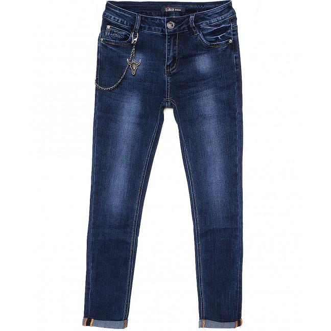 6058 Like (25-30, 6 ед.) джинсы женские осенние стрейчевые Like: артикул 1082808