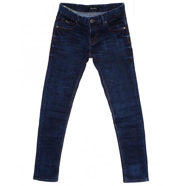 6004 Daogehenry джинсы мужские зауженные осенние стрейчевые (29-38, 8 ед.)  Daogehenry: артикул 1085894