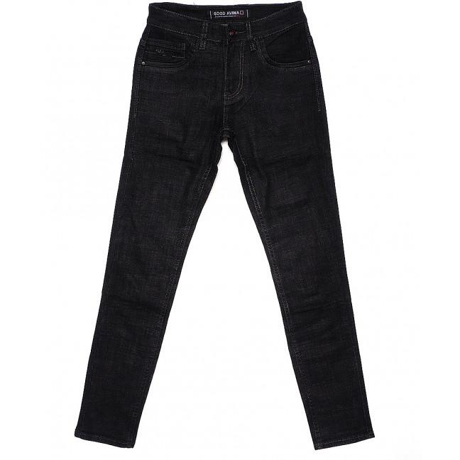 8073 Good Avina джинсы мужские молодежные темно-серые весенние стрейчевые (27-34, 8 ед.) Good Avina: артикул 1087231