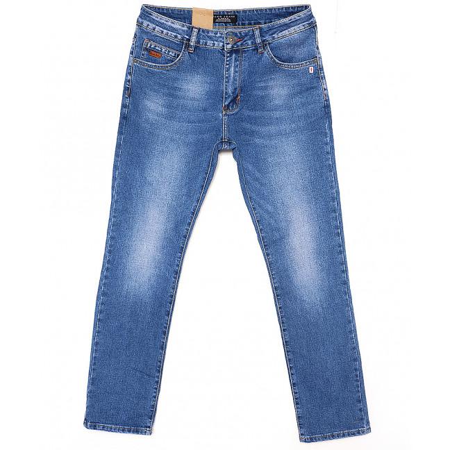 2057 Fang джинсы мужские классические весенние стрейчевые (30-38, 8 ед.) Fang: артикул 1087832