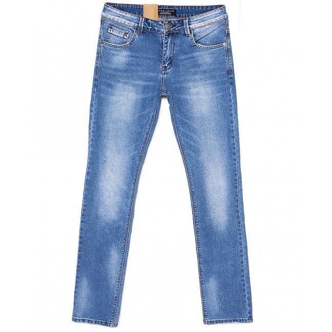 2061 Fang джинсы мужские с теркой весенние стрейчевые (29-36, 8 ед.) Fang: артикул 1087810