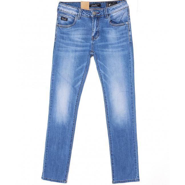2090 Fang джинсы мужские с теркой весенние стрейчевые (29-36, 8 ед.) Fang: артикул 1087819