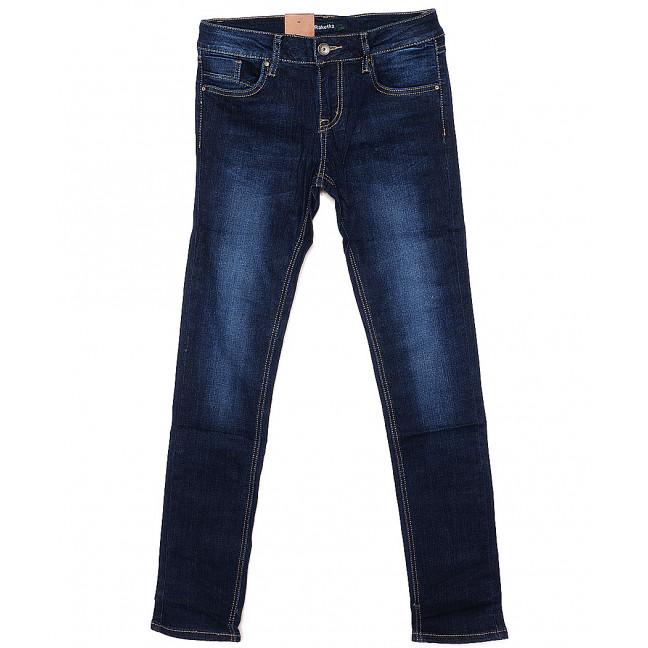 0607 Raketka джинсы женские батальные весенние стрейчевые (28-33, 6 ед.) Raketka: артикул 1088180