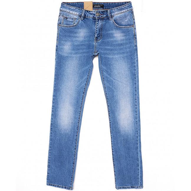 2058 Fang джинсы мужские с теркой весенние стрейчевые (29-36, 8 ед.) Fang: артикул 1087807