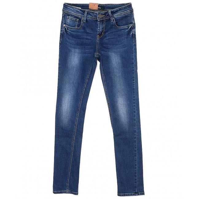 0606 Raketka джинсы женские батальные весенние стрейчевые (28-33, 6 ед.) Raketka: артикул 1088178