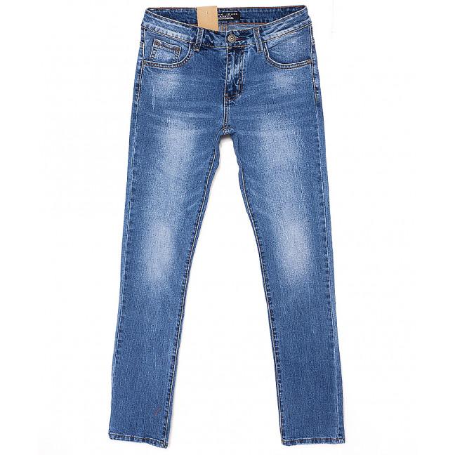 2067 Fang джинсы мужские с теркой весенние стрейчевые (29-36, 8 ед.) Fang: артикул 1087811