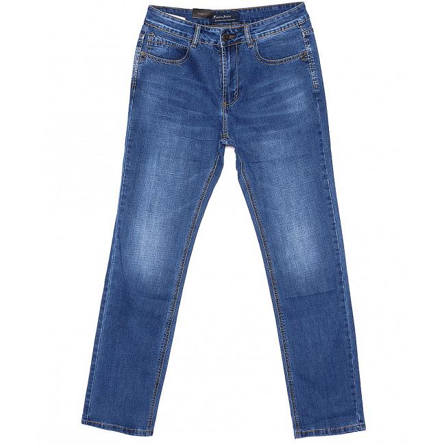 0008 (T008) Top Star джинсы мужские батальные весенние стрейчевые (32-38, 8 ед.) Top Star: артикул 1089661