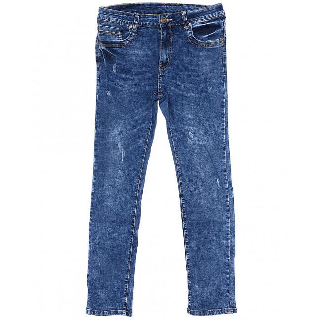 5006 New jeans джинсы мужские с царапками весенние стрейчевые (29-38, 8 ед.) New Jeans: артикул 1090499