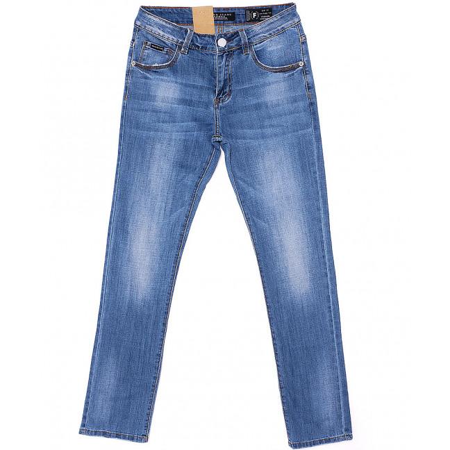 2082 Fang джинсы мужские зауженные весенние стрейч-котон (29-36, 8 ед.) Fang: артикул 1090129