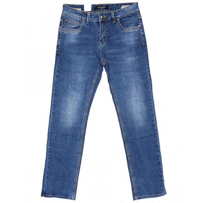 9120 God Baron джинсы мужские батальные весенние котоновые (32-40, 8 ед.) God Baron: артикул 1090093