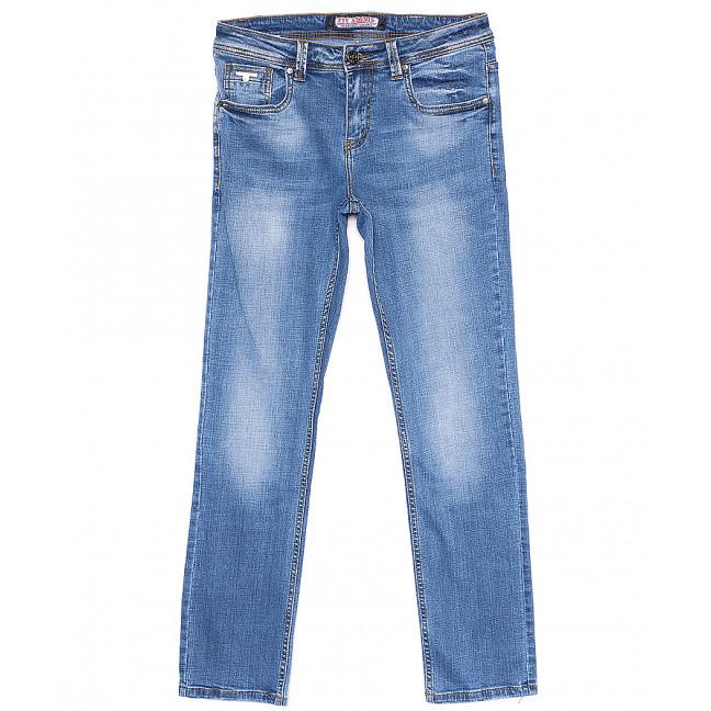 6303 Fit Adonis джинсы мужские с теркой летние стрейчевые (30-36, 8 ед.) Fit Adonis: артикул 1092665