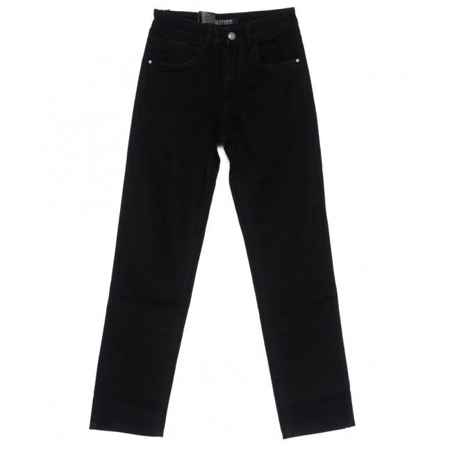 120226 Vitiso джинсы мужские классические черные осенние стрейч-котон (29-38, 8 ед.) Vitiso: артикул 1094594