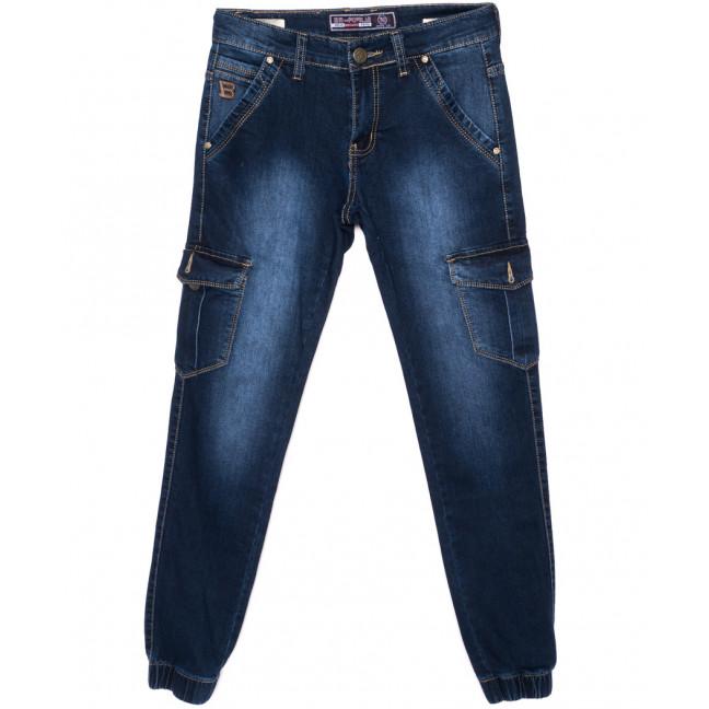 6112 Bagrbo джинсы мужские молодежные на манжете осенние стрейчевые (27-34, 8 ед.) Bagrbo: артикул 1095000