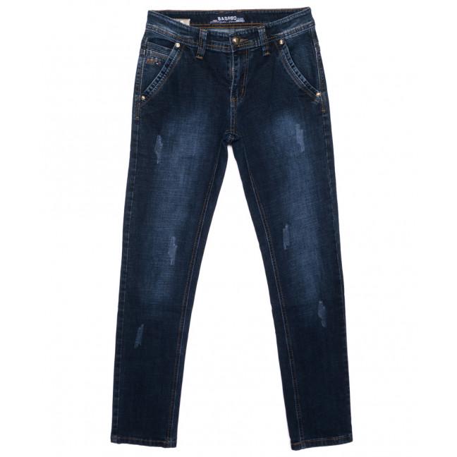 6069 Bagrbo джинсы мужские молодежные с царапками осенние стрейчевые (27-34, 8 ед.) Bagrbo: артикул 1094978