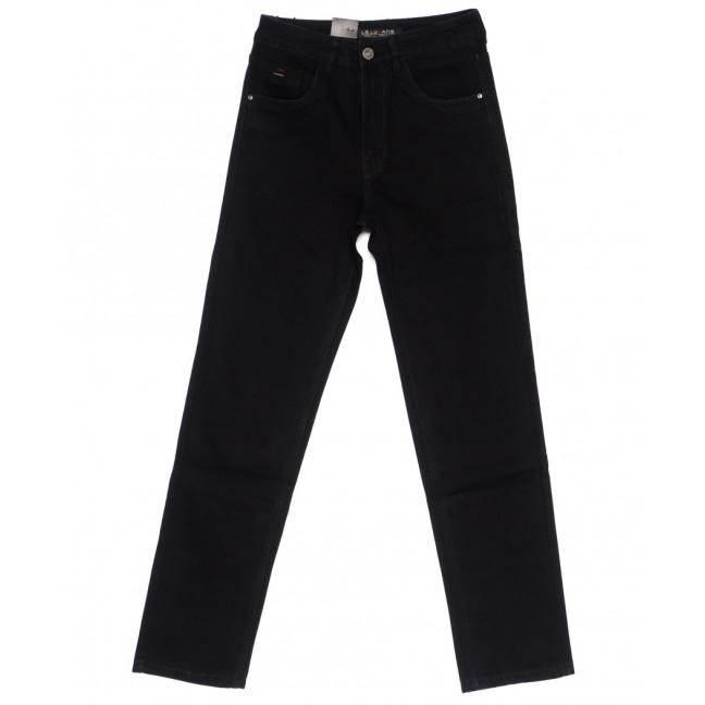120227 LS джинсы мужские классические черные осенние стрейч-котон (29-38, 8 ед.) LS: артикул 1094595