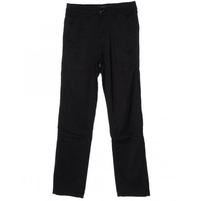 0006-1 Feerars брюки на мальчика черные осенние стрейч-котон (30-35, 6 ед.) Feerars: артикул 1095023