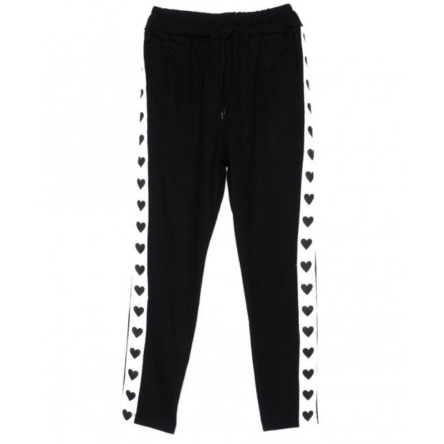 8361-1 Yimeite брюки женские на резинке с лампасом (25-30, 6 ед.) Yimeite: артикул 1094389