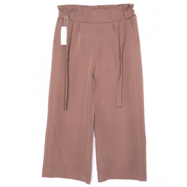 0007-пудра X брюки женские с поясом пудра осенние стрейчевые (42-48, норма, 4 ед.)  X: артикул 1096192