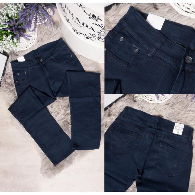 1052 синий Devotee джинсы женские батальные осенние стрейчевые (30-36, 6 ед.) Devotee: артикул 1095866