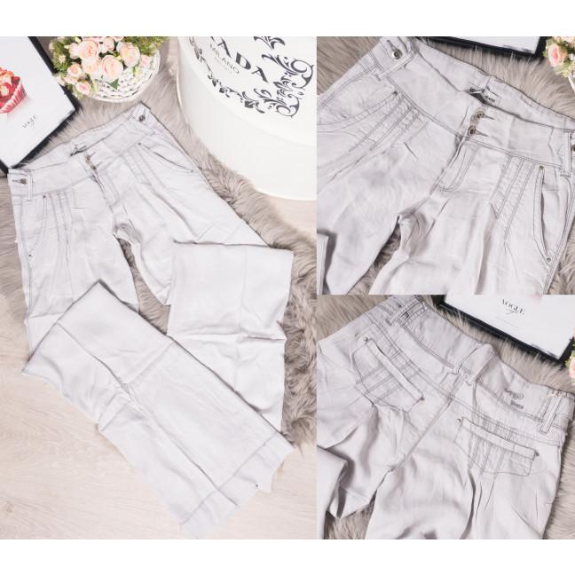 0042 Vonass джинсы женские летние стрейчевые (25-30, 6 ед.) Vonass: артикул 1095322