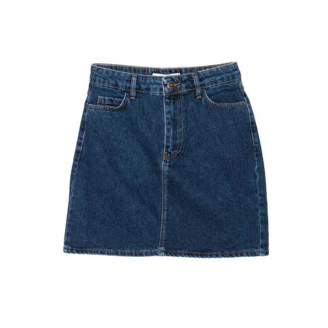 6010-2 Real Focus юбка джинсовая осенняя котоновая (26-30, 6 ед.) Real Focus: артикул 1096484