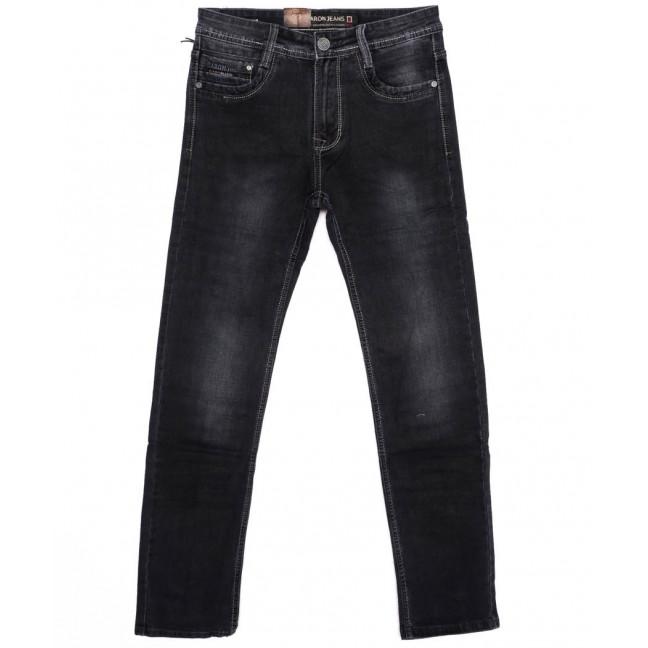 9142 Baron джинсы мужские серые осенние стрейчевые (29-38, 8 ед.) Baron: артикул 1095778