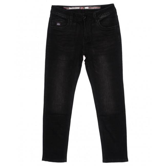 8175 Fangsida джинсы мужские темно-серые осенние стрейчевые (29-38, 8 ед.) Fangsida: артикул 1096623