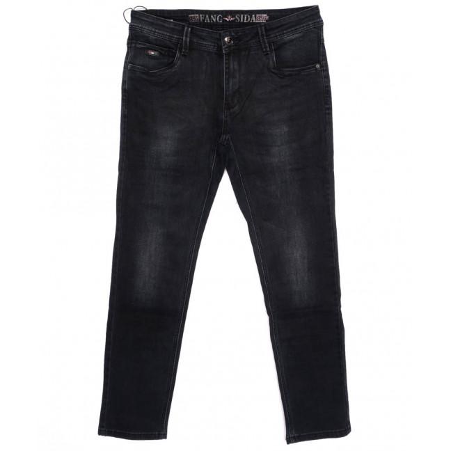 8146 Fangsida джинсы мужские темно-серые осенние стрейчевые (29-38, 8 ед.) Fangsida: артикул 1096610