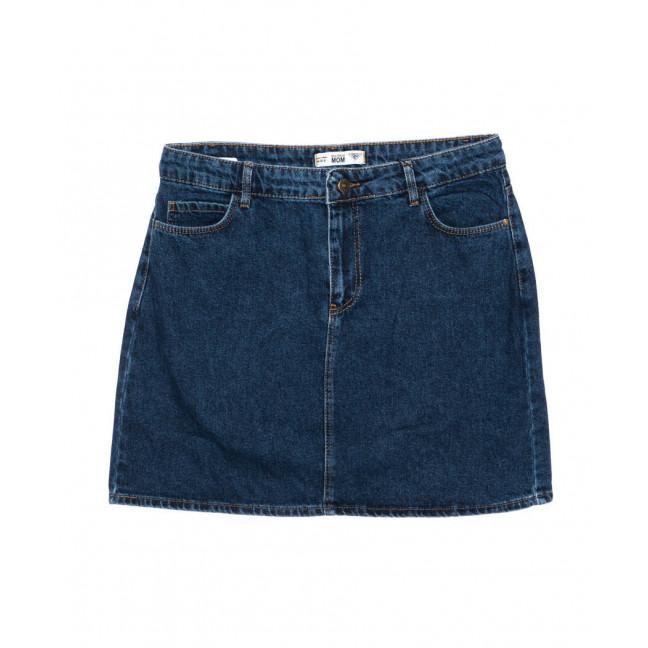 6010-B2 Real Focus юбка батальная джинсовая осенняя котоновая (30-34, 5 ед.) Real Focus: артикул 1096486