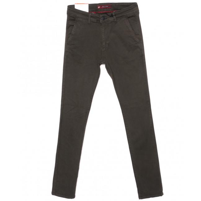 0475-хаки Redmoon брюки мужские осенние стрейчевые (29-36, 7 ед.) Red Moon: артикул 1096335