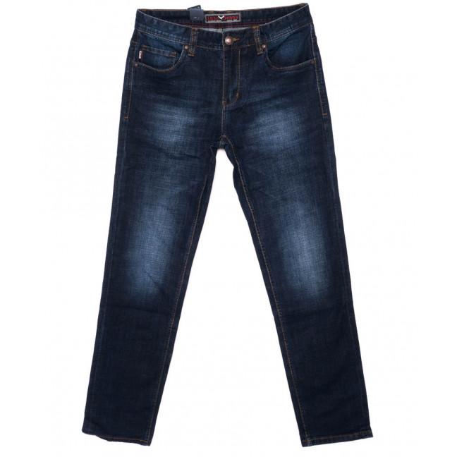 0174 Into джинсы мужские классические батальные осенние стрейчевые (32-40, 8 ед.) Into: артикул 1095291