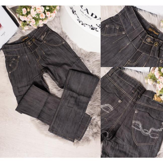 0835-2 Royal джинсы женские батальные на флисе зимние стрейчевые (28,31,32,33, 4 ед.) Royal Class: артикул 1096147-1