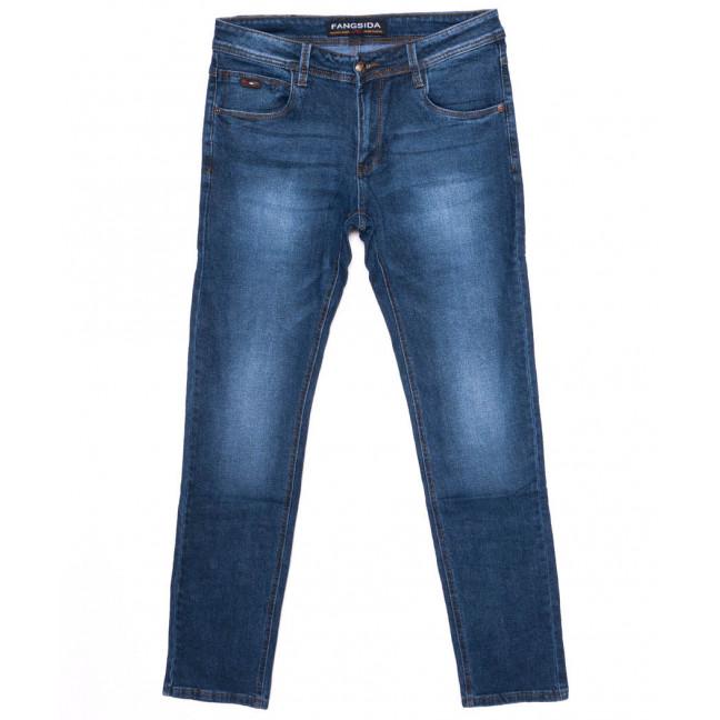 8145 Fangsida джинсы мужские батальные синие осенние стрейчевые (32-38, 8 ед.) Fangsida: артикул 1096614