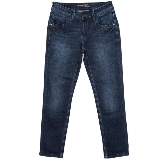 0695 Fansida джинсы мужские классические осенние стрейчевые (30-38, 8 ед.) Fansida: артикул 1096585