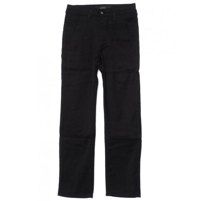 0028-1 Pobeda брюки на мальчика классические черные осенние стрейчевые (30-35, 6 ед.)  Pobeda: артикул 1096171
