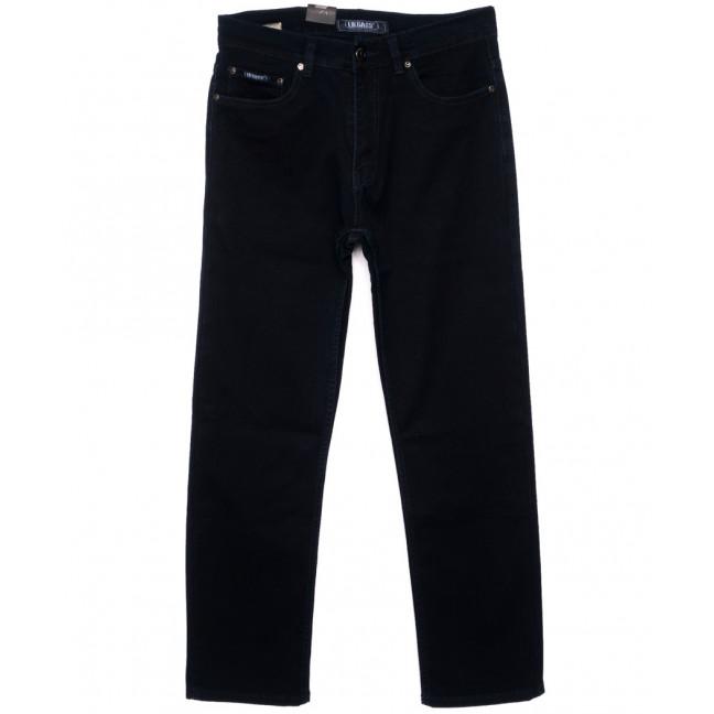 0026 (L26) (29-38) Likgass джинсы мужские темно-синие осенние стрейчевые (29-38, 8 ед.) Likgass: артикул 1095431