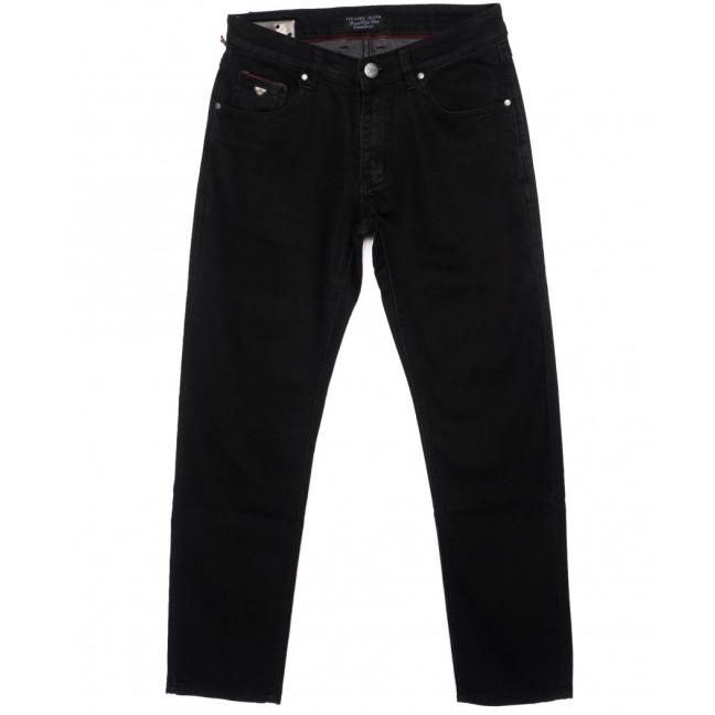 0568-10 Likgass джинсы мужские черные осенние стрейчевые (30-38, 8 ед.) Likgass: артикул 1095430
