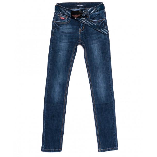 8179 Vanver джинсы женские классические осенние стрейчевые (25-30, 6 ед.) Vanver: артикул 1095899