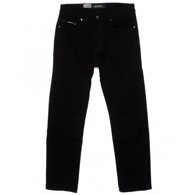 0009 (L9 A) (29-38) Likgass джинсы мужские черные осенние стрейчевые (29-38, 8 ед.) Likgass: артикул 1095433