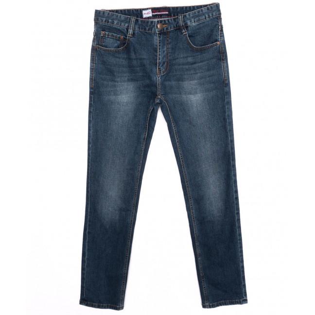 0203 Rodi джинсы мужские батальные синие осенние стрейчевые (32-36, 8 шт.) Rodi: артикул 1097224