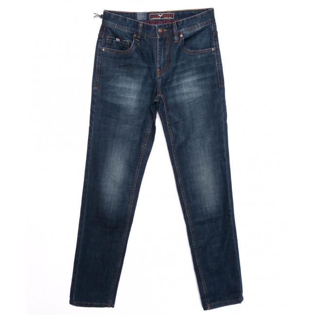 0171 Into джинсы мужские темно-синие осенние стрейчевые (29-38, 8 шт.) Into: артикул 1097229