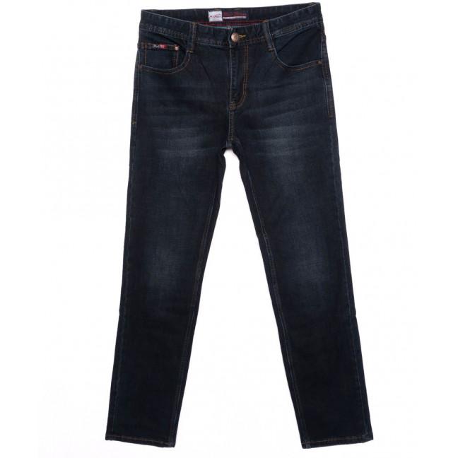 0205 Rodi джинсы мужские батальные темно-синие осенние стрейчевые (32-38, 8 шт.) Rodi: артикул 1097219