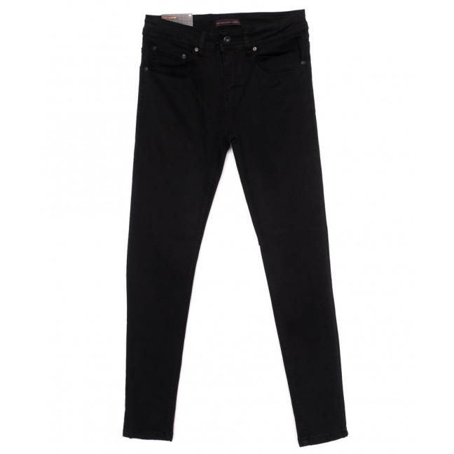 0552 Redmoon джинсы мужские черные осеннии стрейчевые (29-36, 7 ед.) Red Moon: артикул 1098582