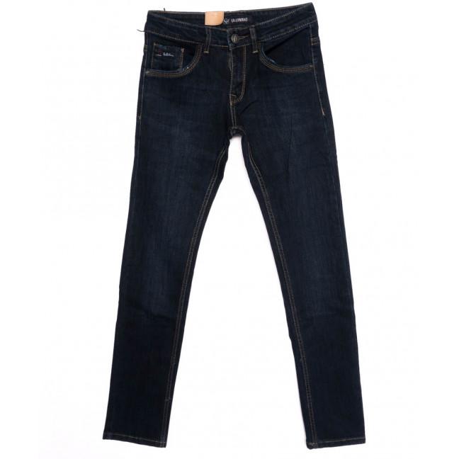 120247 LS джинсы мужские молодежные синие осенние стрейчевые (27-34, 8 ед.) LS: артикул 1097668