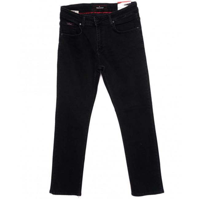 0354 Red Moon джинсы мужские черные осеннии стрейчевые (31-38, 6 ед.) Red Moon: артикул 1098583