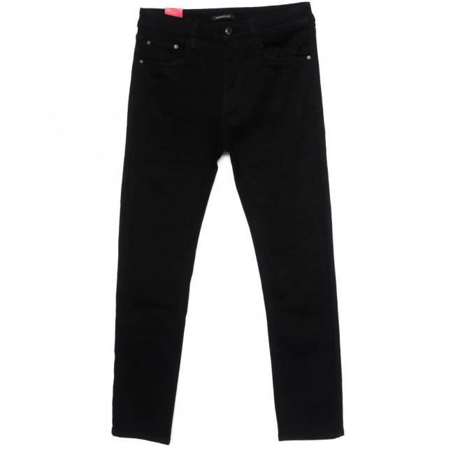 3556 Crosstyle джинсы женские батальные черные осенние стрейчевые (32-42, 6 ед.) Crosstyle: артикул 1098168