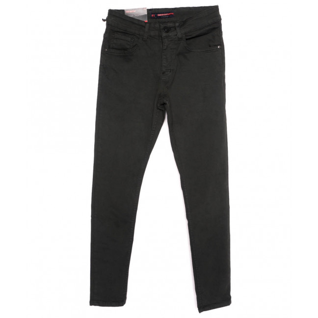 0519-хаки REDMOON джинсы мужские хаки осенние стрейчевые (29-36, 6 ед.)  REDMOON: артикул 1097431